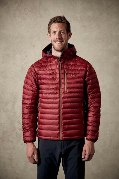 Rab Microlight Alpine Jacket Friluftslek AS