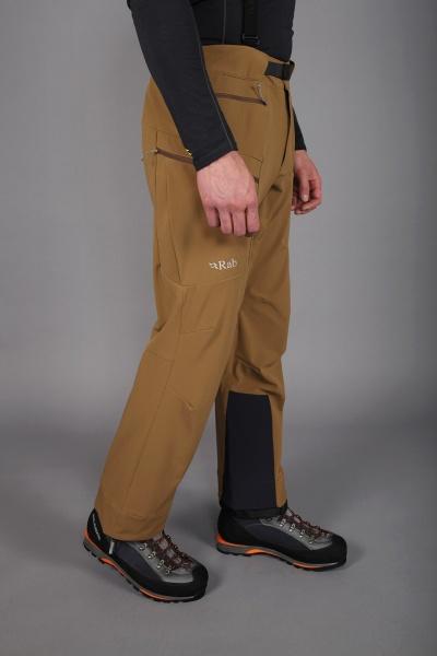 rab upslope pants softshell bukse topptur herre buksesele